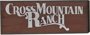 Cross Mountain Ranch Logo